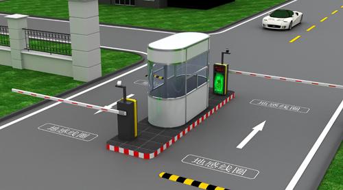 道闸车牌识别一体机 - 车牌识别系统 - 赣州智能停车